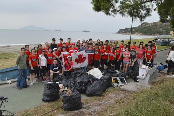 Beach Cleanup 50