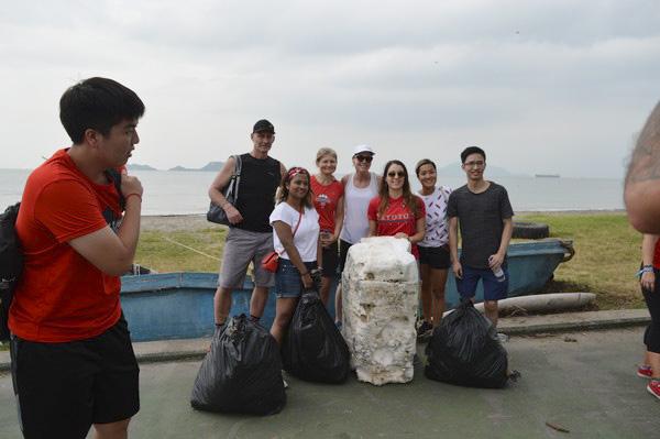 Beach Cleanup 51