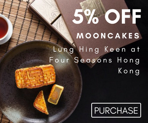 Four Seasons mooncakes