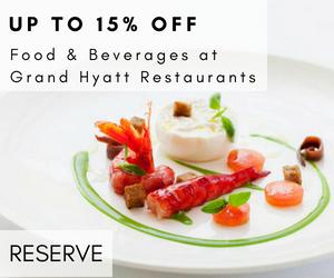 Grand Hyatt Dining